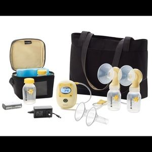 Medela Freestyle Solution Set *used for 2 weeks*